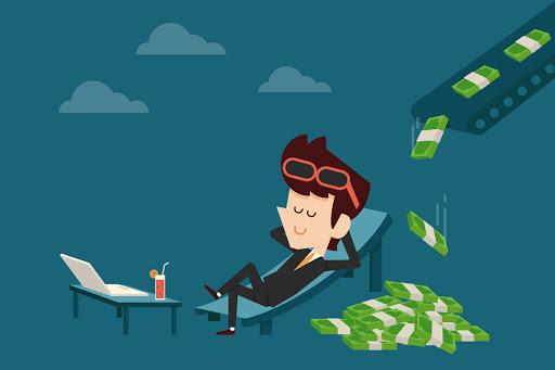 Как создать пассивный доход с помощью блогов и разработки приложений.